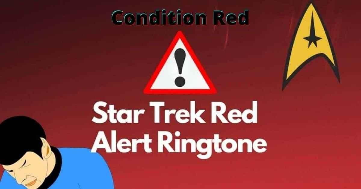 Star Trek Red Alert Ringtone