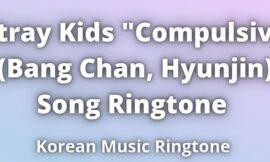 Stray Kids Compulsive Bang Chan and Hyunjin Ringtone
